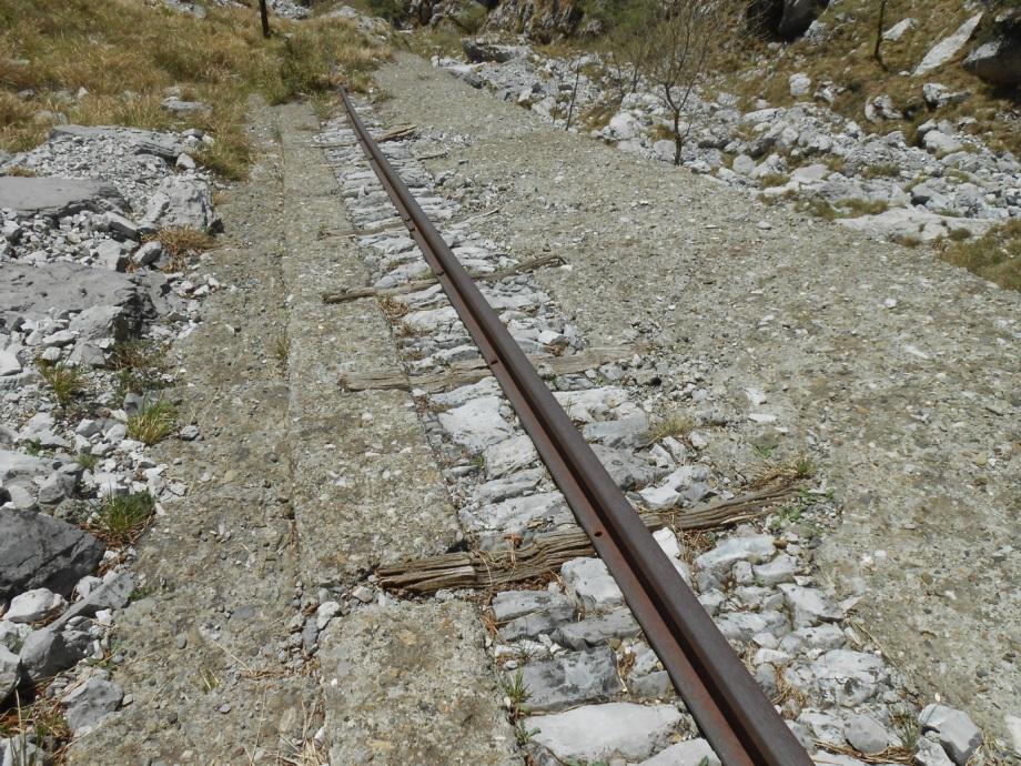 Charming Amazing Das Gleisbett Besteht Aus Beton (weiter Oben Auch Aus Kalkstein) ,  Der Dickere